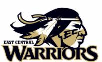 east central community college warriors logo