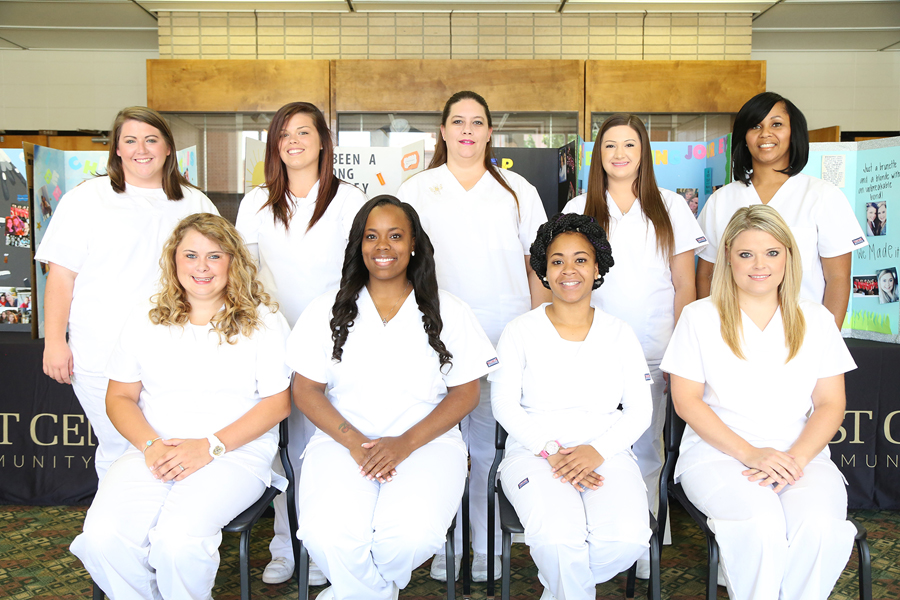 Students graduate from ECCC Practical Nursing program | East Central ...