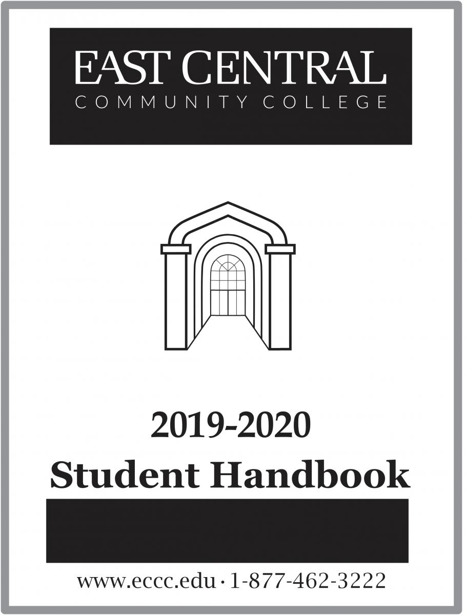 east central community college student handbook