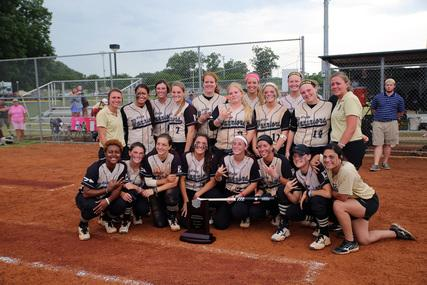 east central community college womens softball team