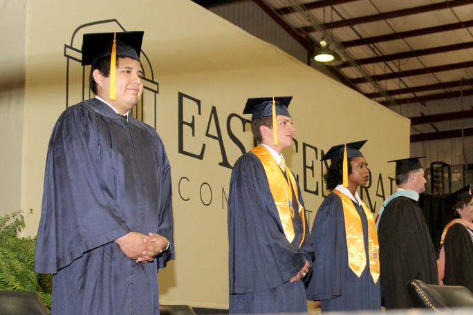 ECCC Graduates Record Class For 2nd Straight Year