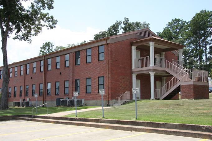east central community college leake hall