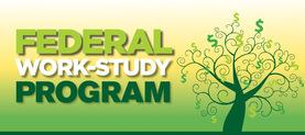 federal work study program logo