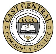 east central community college logo