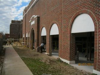 eccc gym renovations