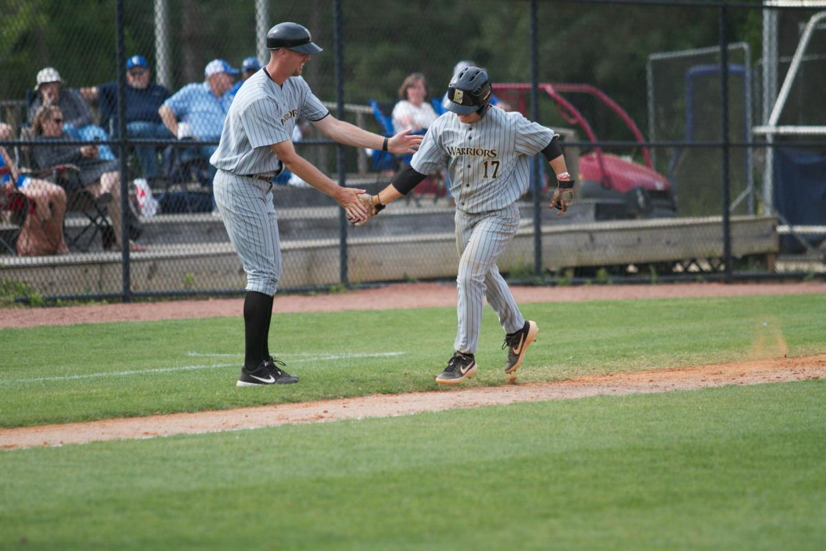 ECCC Baseball Starts 8 Game Road Swing With Split at Co-Lin | East