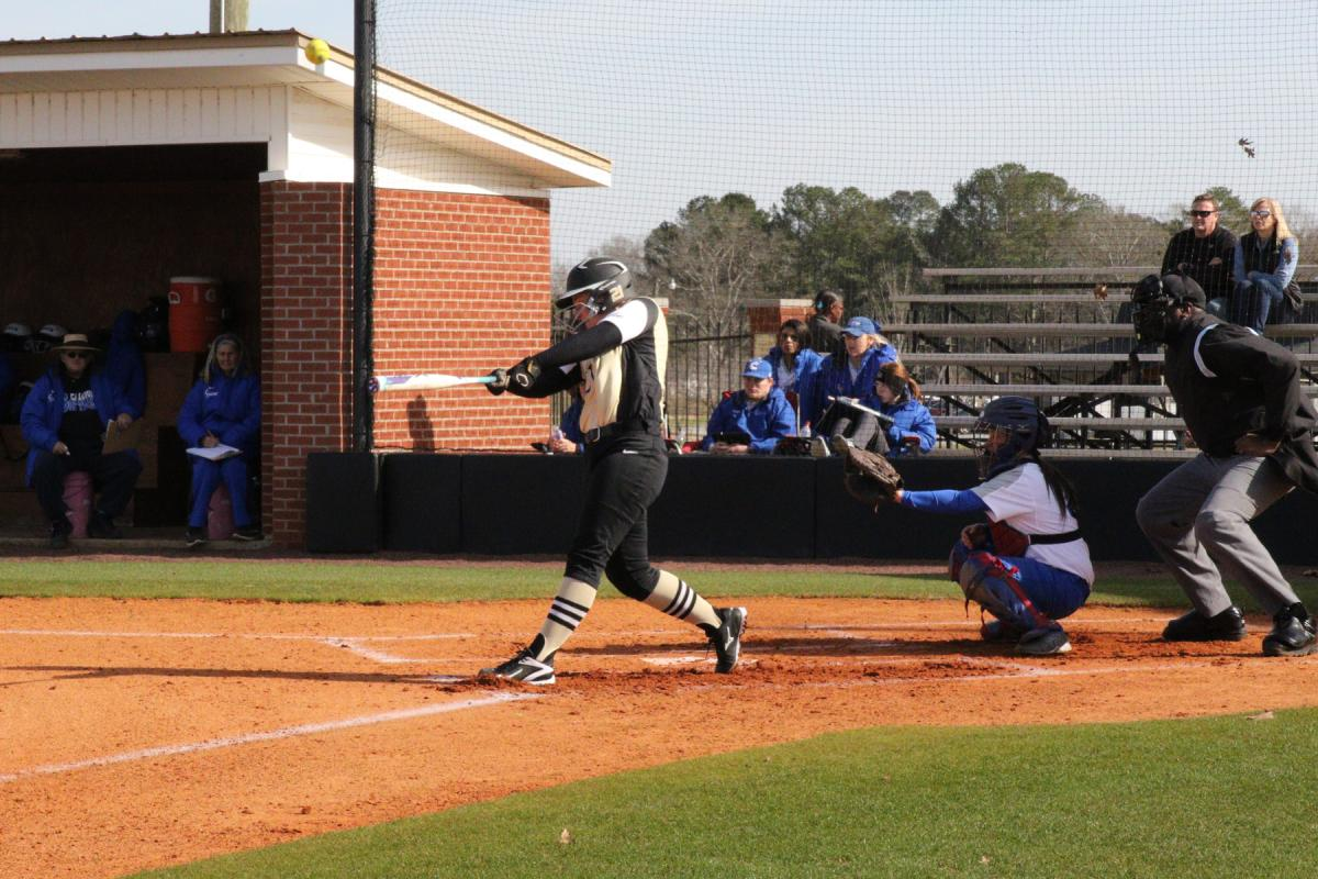 ECCC Softball Opens 2017 Season with Sweep of Calhoun Community