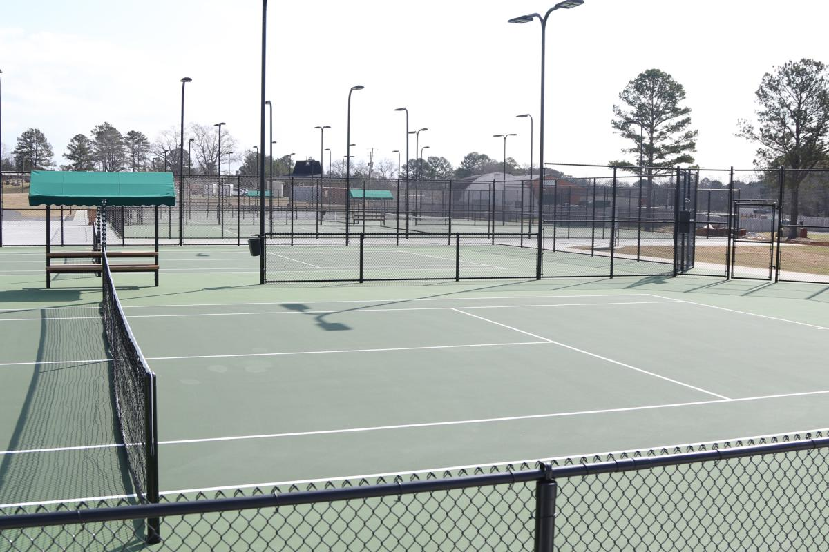 Mississippi newton county decatur - The New Eccc Tennis Complex Ec Photo