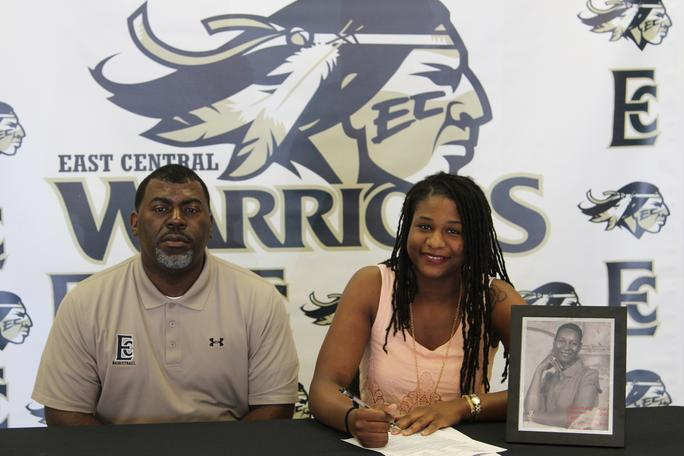 McDonald signs with Dillard University