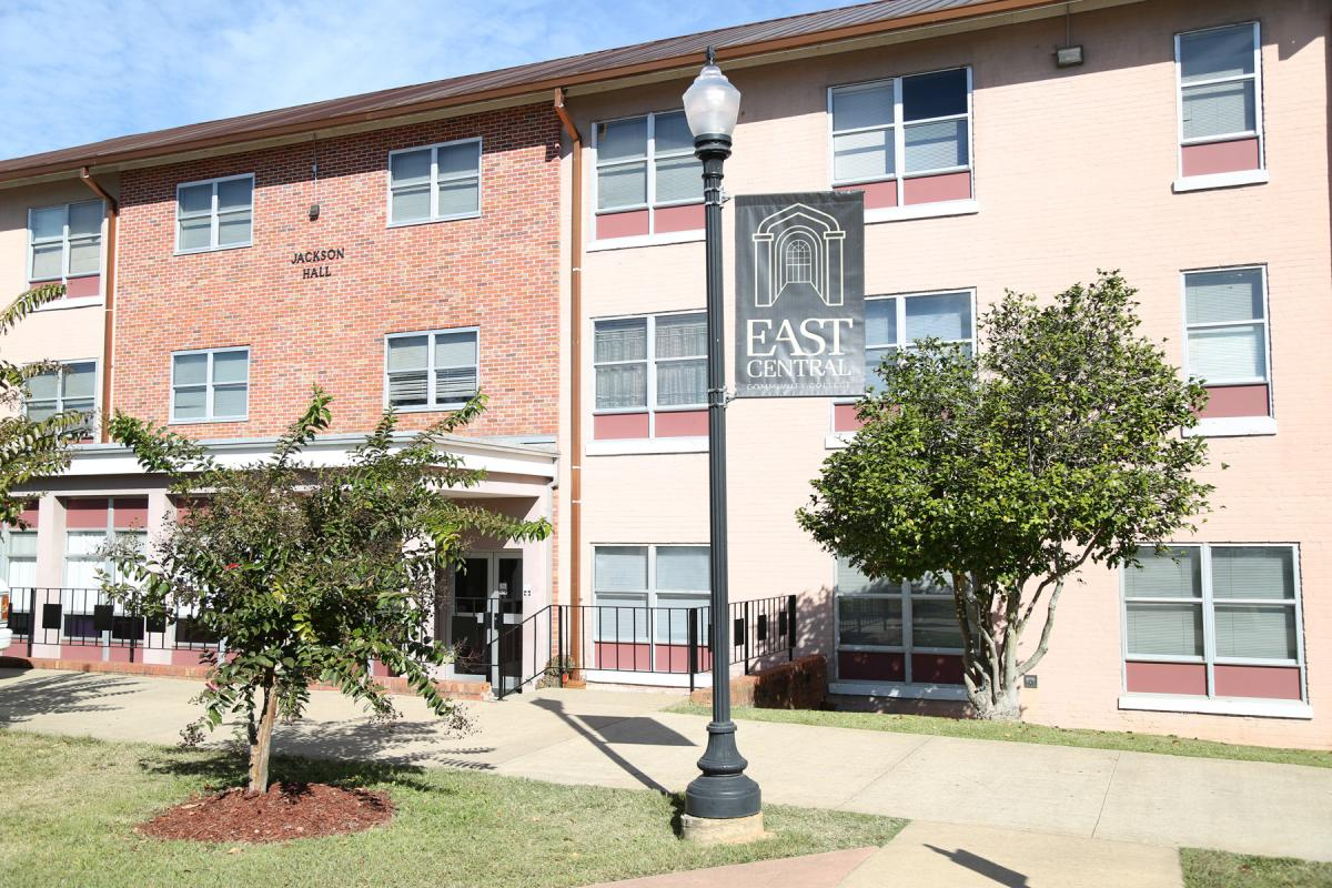 east central community college jackson hall