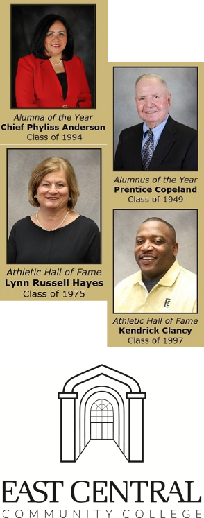 east central community college alumni of the year