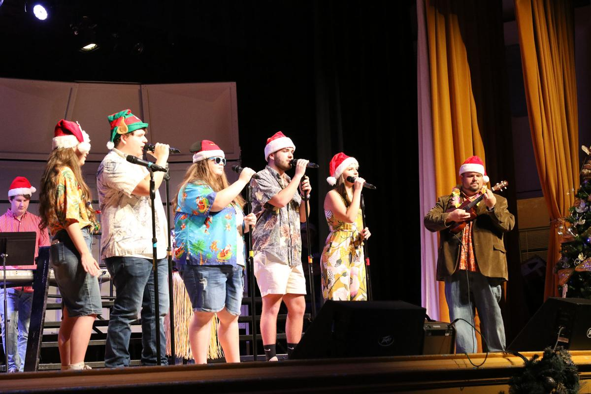 """Eccc 2020 Christmas Events ECCC to Host Sixth Annual """"Christmas Spectacular"""" Dec. 3 