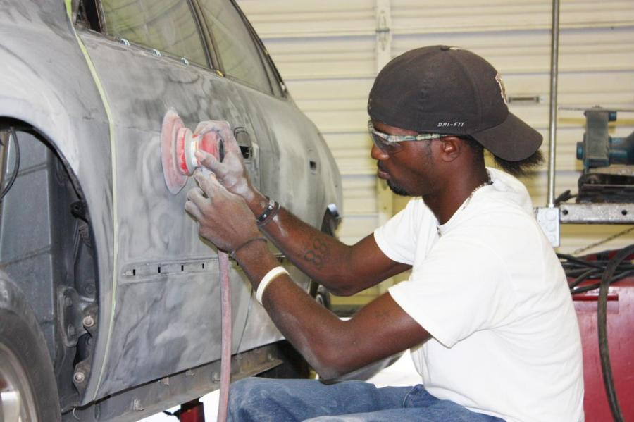 Collision Repair Technology East Central Community College